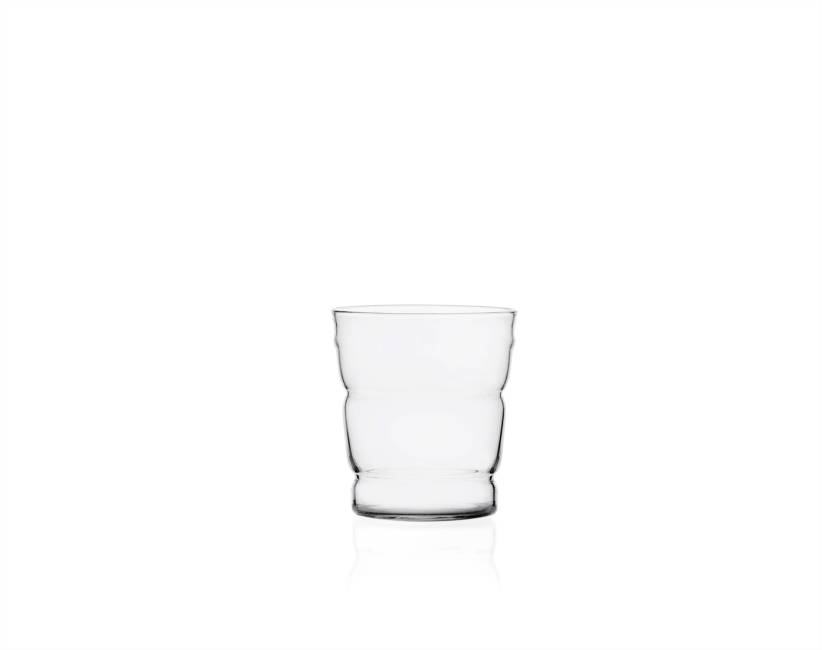 Clear Water Glass