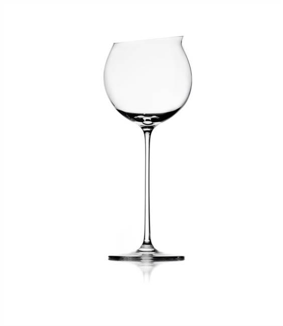 Red Wine Stemmed Glass