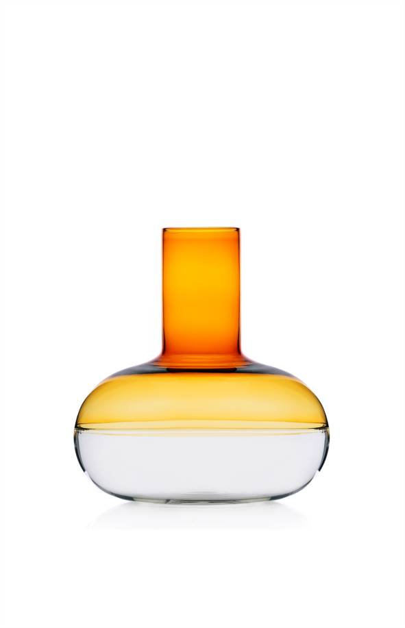 Decanter clear/ambra