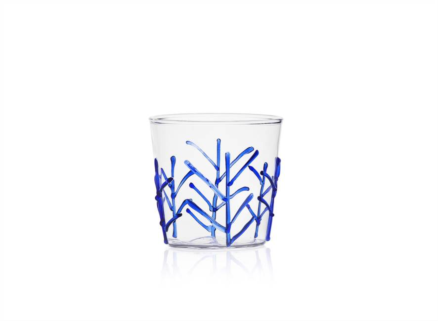 "Tumbler ""blue Branches"""