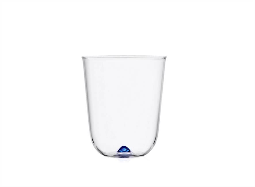 Light Blue Longdrink Glass