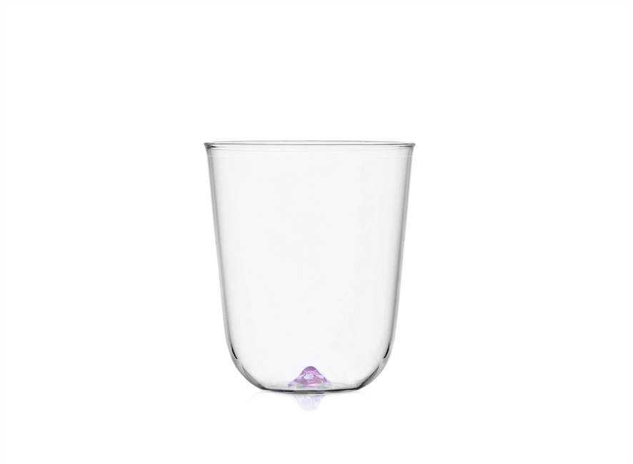 Violet Longdrink Glass