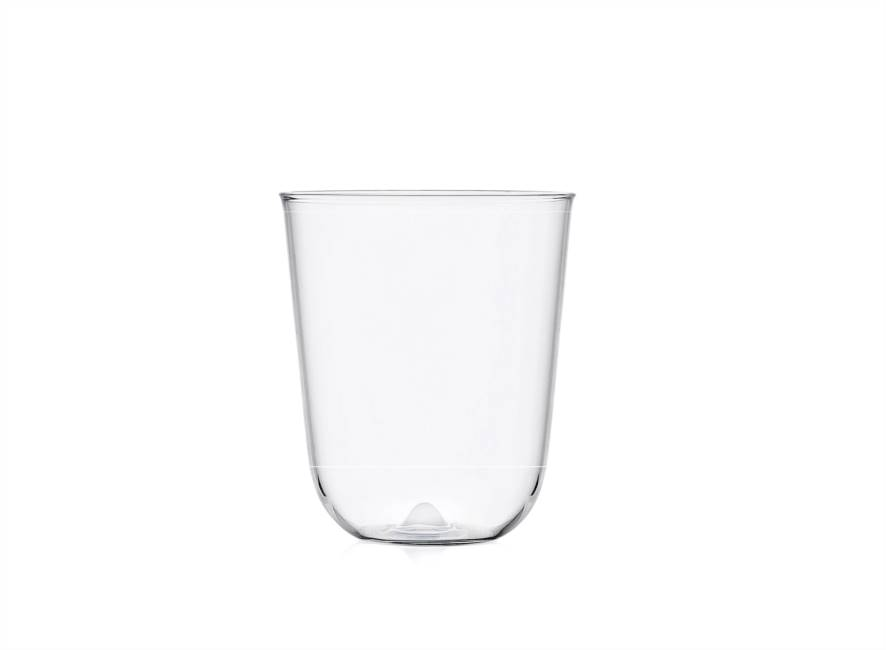 White Longdrink Glass
