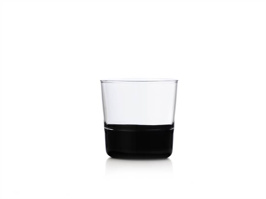 Water Black Bottom/clear