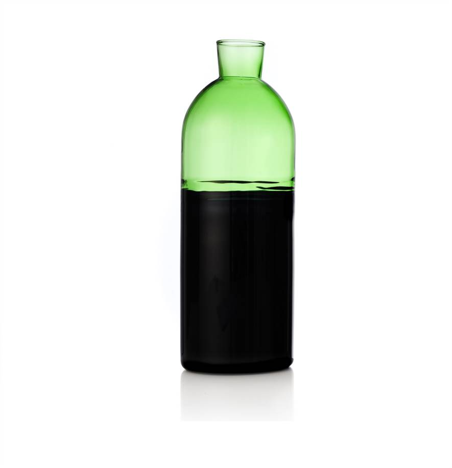 Jug Black Bottom/green