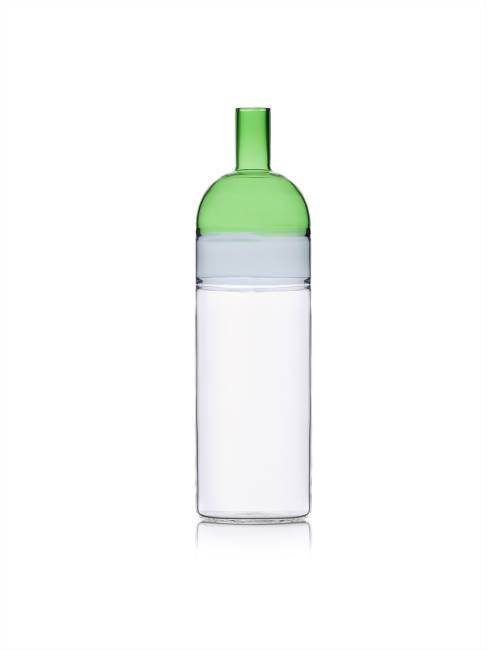 Bottle Clear/smoke/green