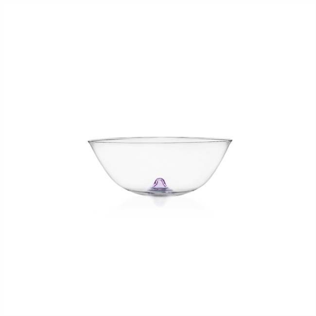 Violet Small Bowl