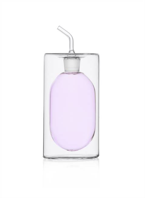 Oil Bottle Pink 250ml