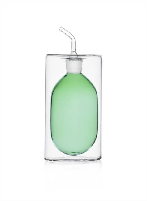 Oil Bottle Green 250ml