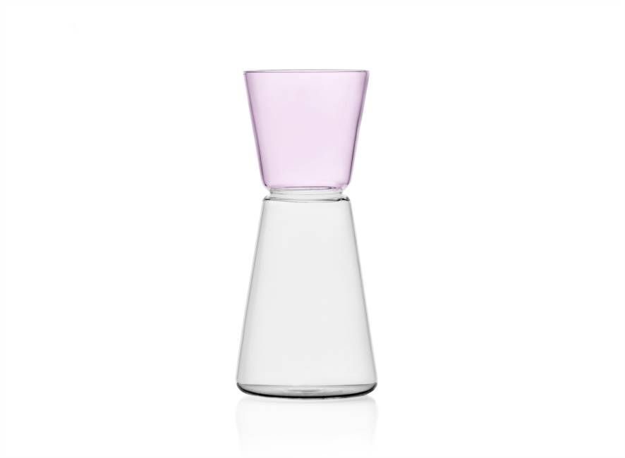 Pitcher Clear/pink 500 Ml