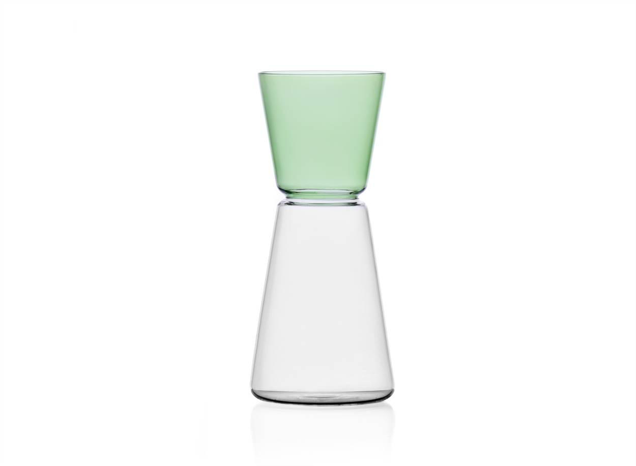 Pitcher Clear/green 500 Ml