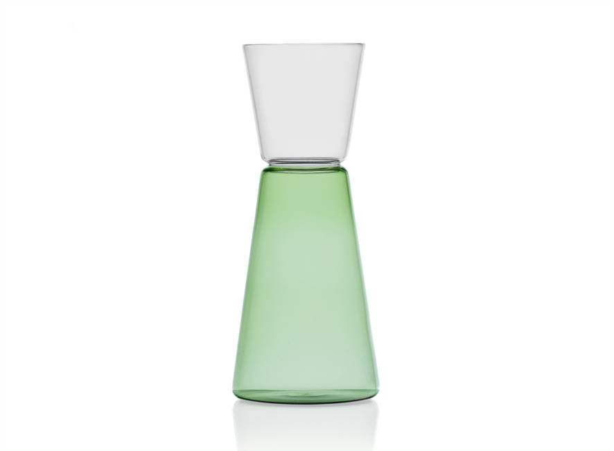 Pitcher Green/clear 750 Ml