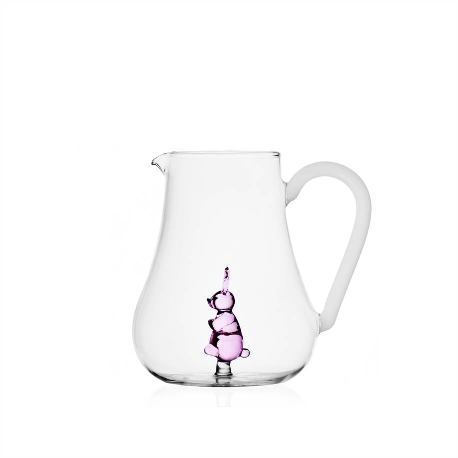 Pitcher Pink Rabbit