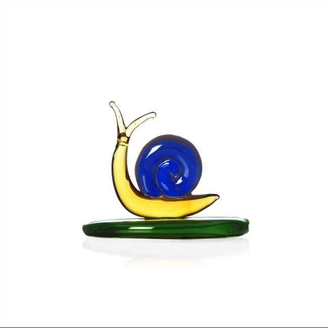 Paperweight Snail
