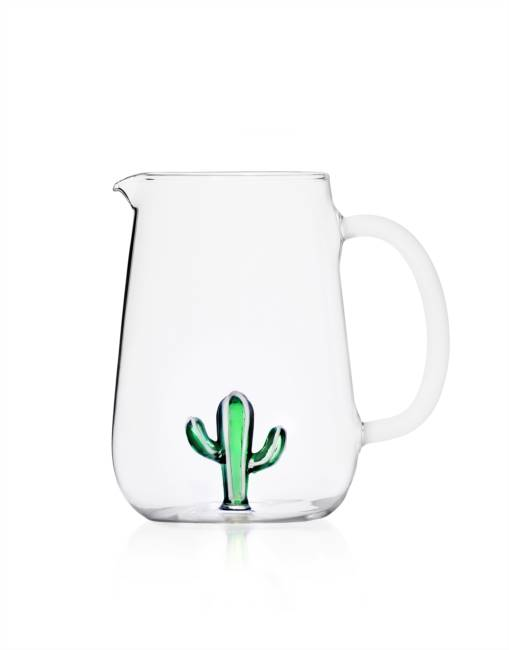 Pitcher Green Cactus