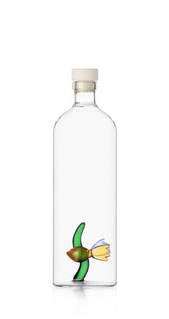 Bottle W/fish