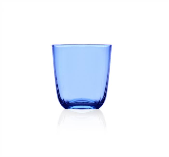 Glass Water Blue