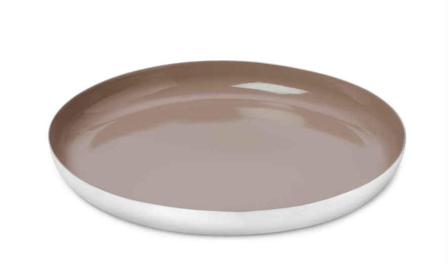 Light Brown Plate
