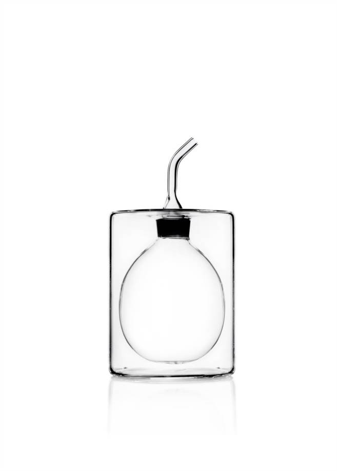 Doublewalled Olive Oil Bottle